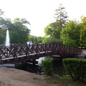 Wytwór, antykorozja, transport i montaż kładki w Wejherowie