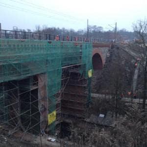 Wytwór, antykorozja, transport i montaż balustrady mostu zabytkowego przez rzekę Łynę w Olsztynie