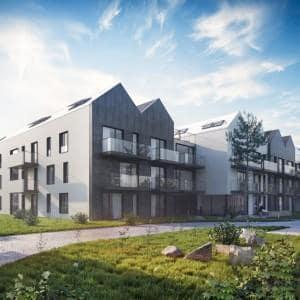 Aparthotel w Łebie we współpracy z Archmondo Piotr Kowalczyk 01