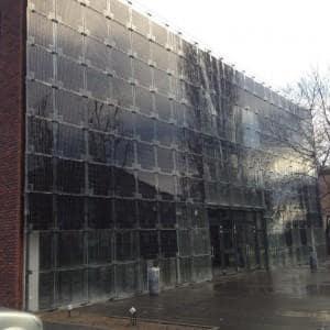 Wytwór, antykorozja, transport i montaż konstrukcji elewacji budynku WFOŚiGW w Gdańsku