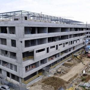 Centrum-medycyny-nieinwazyjnej---UCK-Gdask---Konstrukcja-stalowa