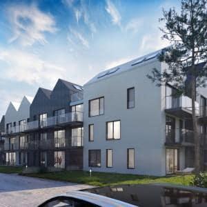 Aparthotel w Łebie we współpracy z Archmondo Piotr Kowalczyk 02